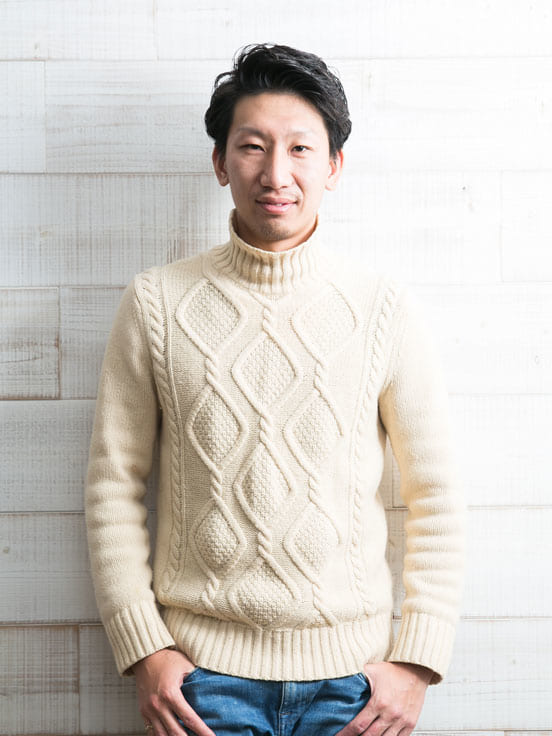 金城尚伸(海外取締役)