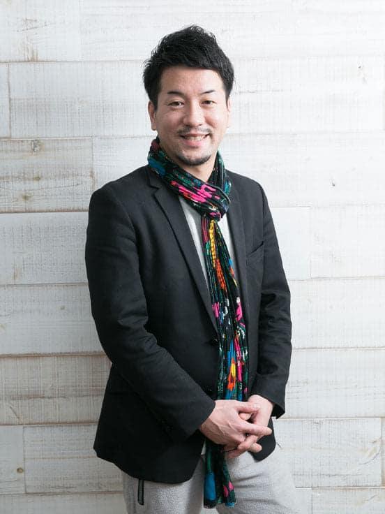 植田貴雄(関西エリアマネージャー)