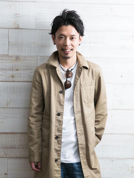 若松大将(関東・北陸エリアマネージャー)